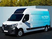 У Renault появился электрический Master на топливных ячейках