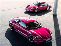 Porsche Taycan уже стал популярнее спорткаров 911