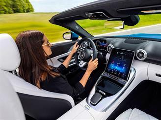 Новый Mercedes-AMG SL: дата и время премьеры