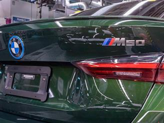 В 2022 году в Россию приедет BMW i4 M50